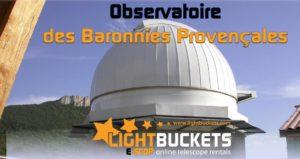 Observatoire des Baronnies Provençales
