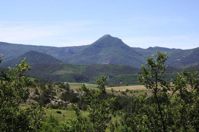 Montagne de Vanige