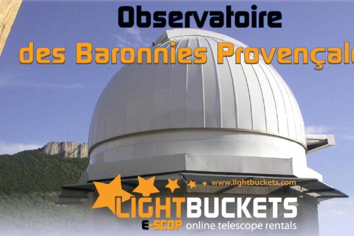 Observatoire des Baronnies Provencales